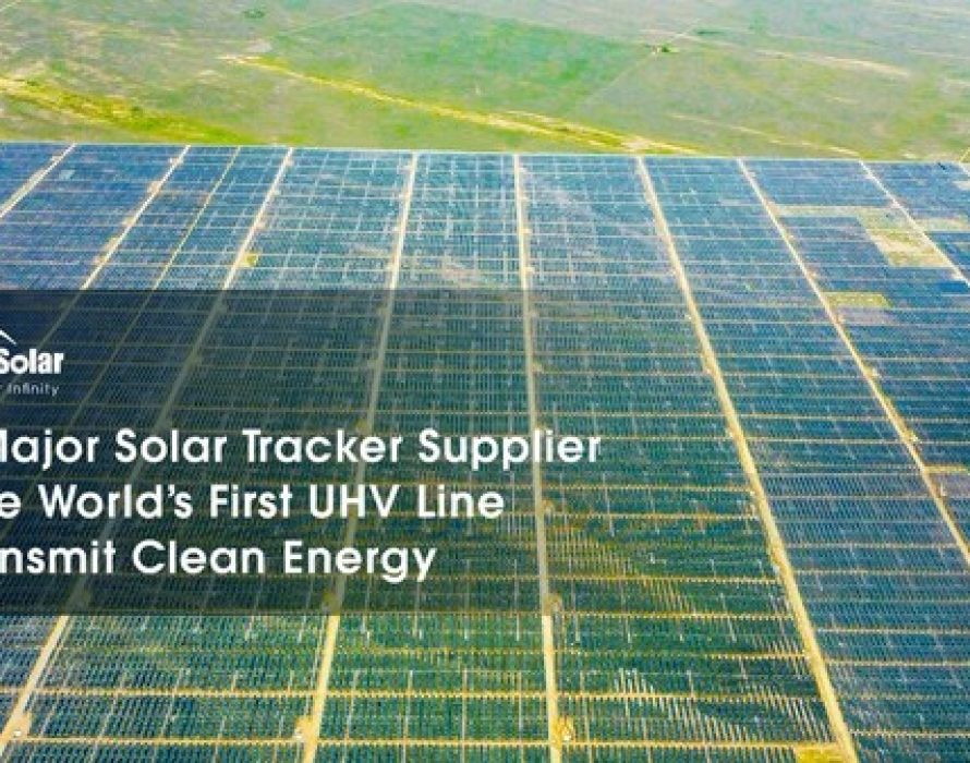 Arctech SkyLine Trackers Contribute to On-time Connection of 3.2GW Solar Park