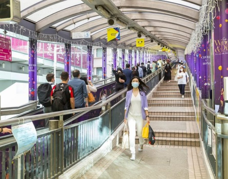 """ATAL's Central-Mid-Levels Escalator and Walkway System Modernisation Project Wins ELEVATOR WORLD """"2021 Project of the Year"""" Contest"""