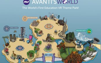 Avanti's World – Introducing The World's First Educational Virtual Reality Theme Park