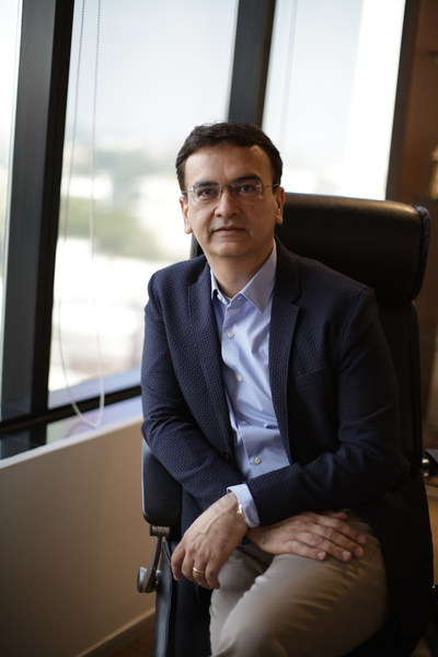 Sandeep Kataria, CEO of the Bata Shoe Organisation