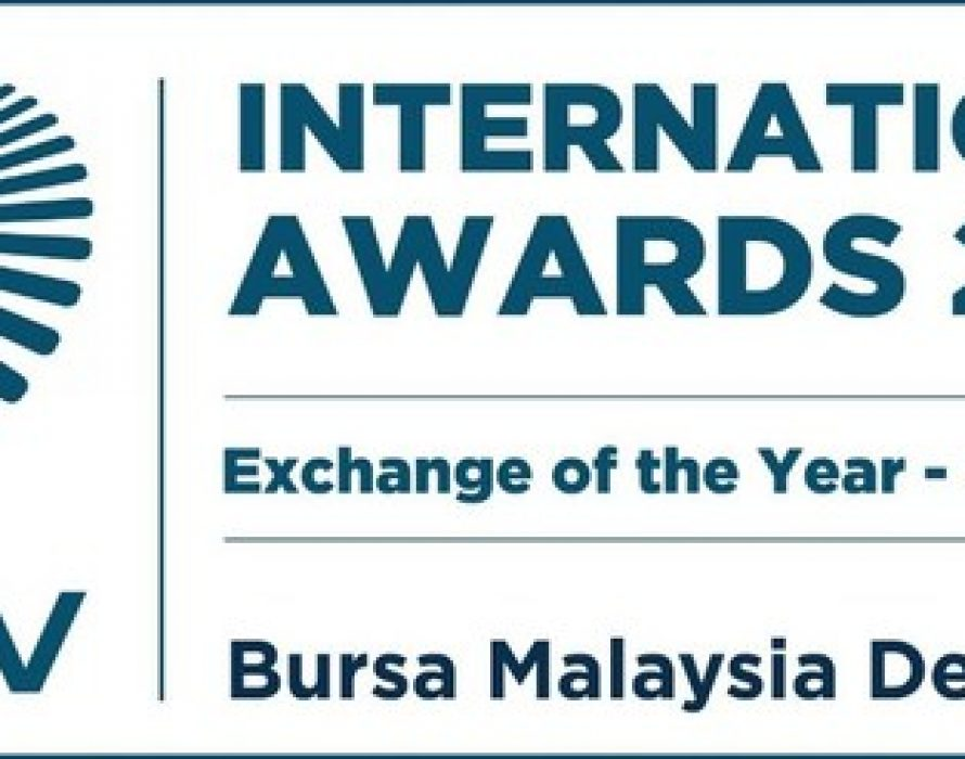 """Bursa Malaysia Derivatives Wins """"Exchange of the Year — Asia Pacific"""" at The Futures & Options World (FOW) International Awards 2020"""