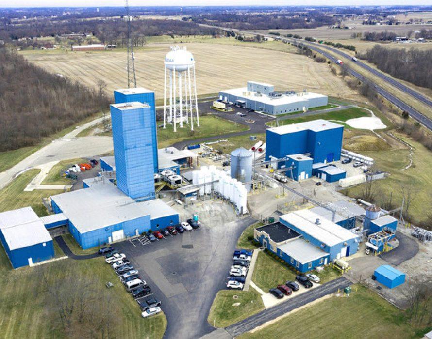 Cambridge Isotope Laboratories, Inc. Announces (13)C Cascade Production Optimization at Ohio Plant