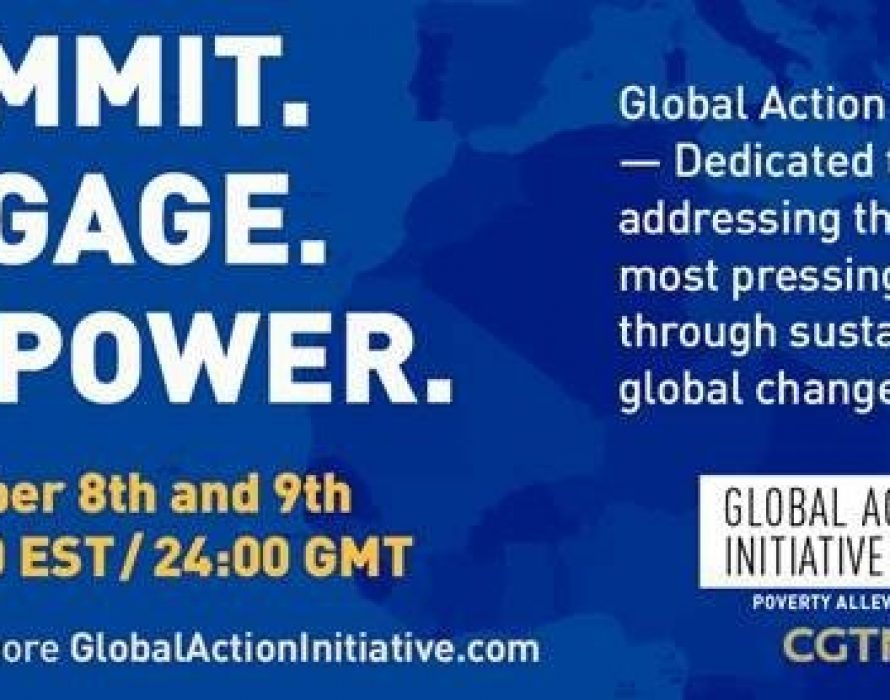 CGTN America Launches Global Action Initiative Program & Documentary to Premiere on December 8 & 9, 2020 at 7p/EST