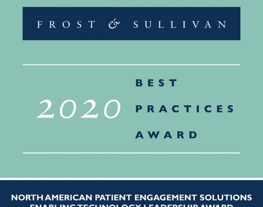 CipherHealth Recognized with Enabling Technology Leadership Award by Frost & Sullivan for its Patient Engagement Platform