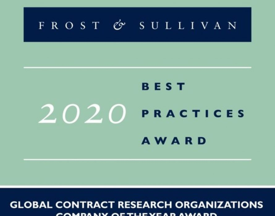 Covance, LabCorp's Drug Development Business, Acclaimed by Frost & Sullivan for Its Unmatched Breadth of Services to Support Clinical Trials