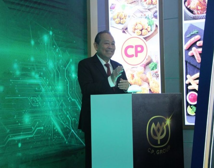 CPV Food, a member of C.P Vietnam Livestock JSC launched the largest chicken export factory complex in Southeast Asia