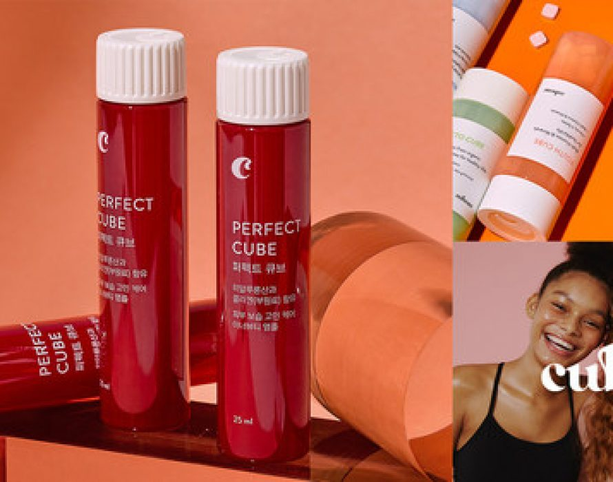 'CUBE ME' by AMOREPACIFIC, Korea's leading Cosmetics & Inner Beauty brand, launching in Hong Kong