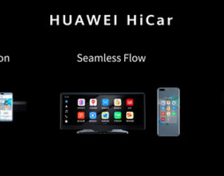 DDPAI, Collaborates with HUAWEI HiCar and HONOR Choice to release Car Smart Screen and Wireless Fast Charging Car Holder