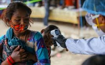 Nepal's female soldiers break taboos to tackle COVID crisis