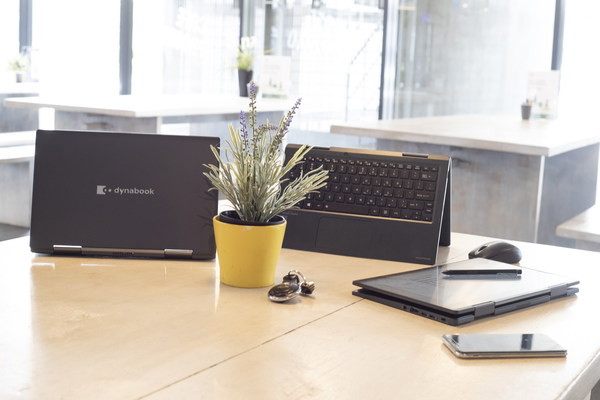 The new Dynabook Portégé X30W-J 2-in-1 convertible laptop is the world's lightest 13-inch convertible laptop.