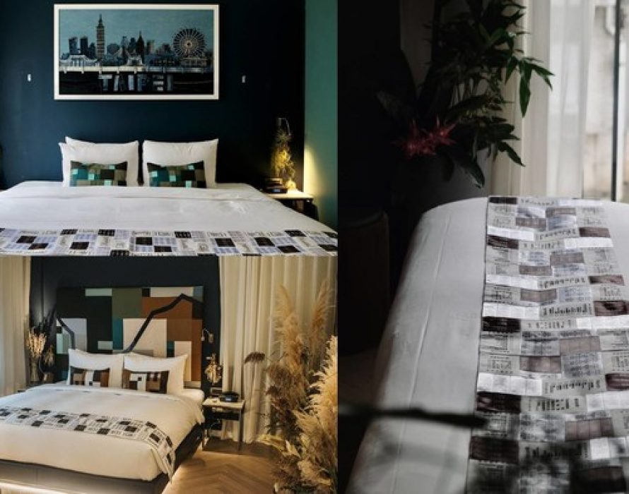 Fighting the Pandemic with Circular Design, Hotel in Taiwan Introduces Post-Pandemic New Lifestyle