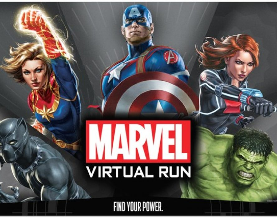 Find Your Power with the First MARVEL Virtual Run in Southeast Asia