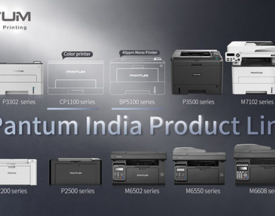 For the 10th Anniversary Pantum Plans Significant Expansion in the Indian Market