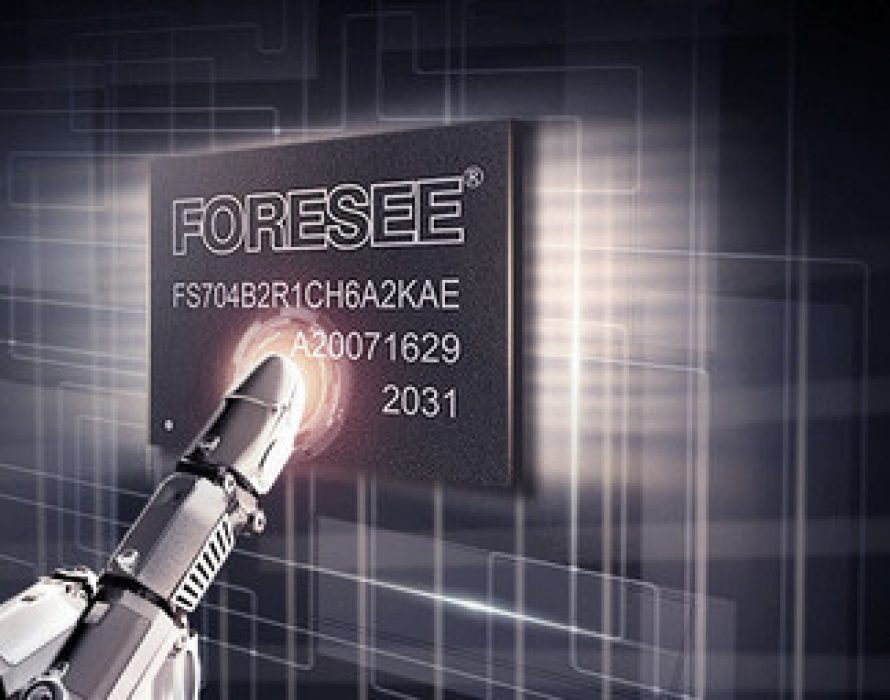 FORESEE NAND-based MCP Powers IoT and Wearable Markets