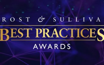 Frost & Sullivan Best Practices Recognizes Asia-Pacific's Top Companies for Industry Excellence