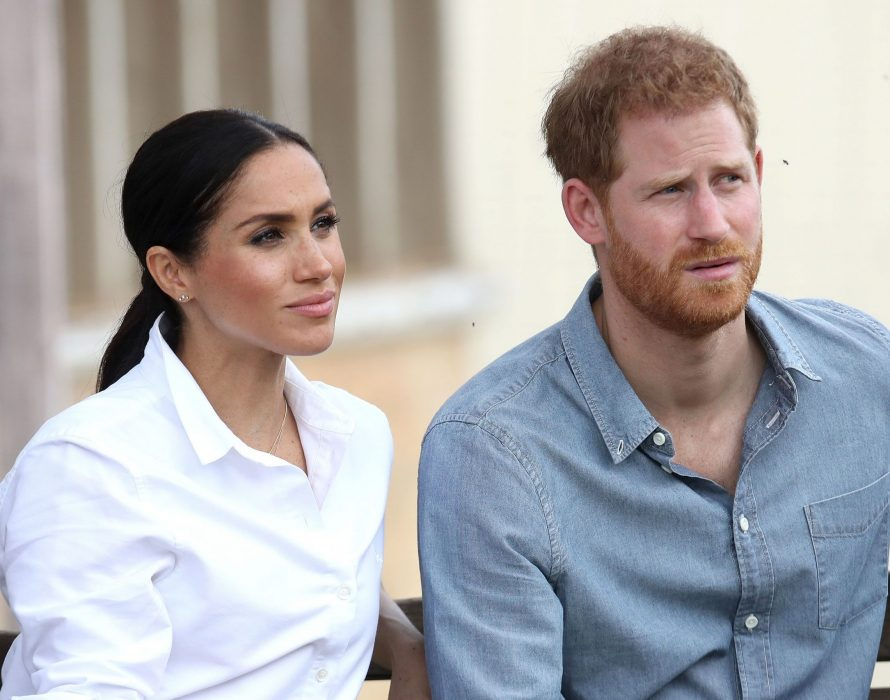 Prince Harry sues publisher of British newspaper for libel
