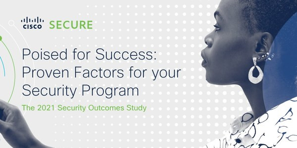 Cisco's 2021 Security Outcomes Study aims to help practitioners decide where to focus their efforts by mapping specific actions to their likelihood of fostering greater security.