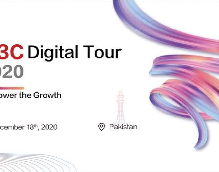 H3C Rolls Out Digital Tour 2020 in Pakistan, Fuels Digital Transformation