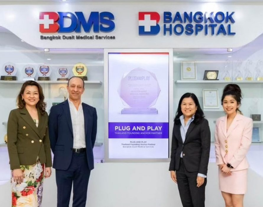 Hospital Group BDMS Partners with Plug and Play to Accelerate its Innovation Capabilities to become the Medical Hub of Asia Pacific