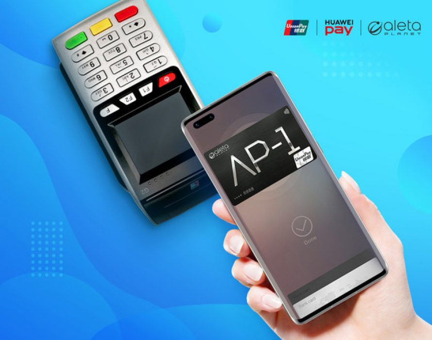 Huawei Pay Welcomes New Partner Aleta Planet to Provide Mobile Payment Solution for Singapore Users