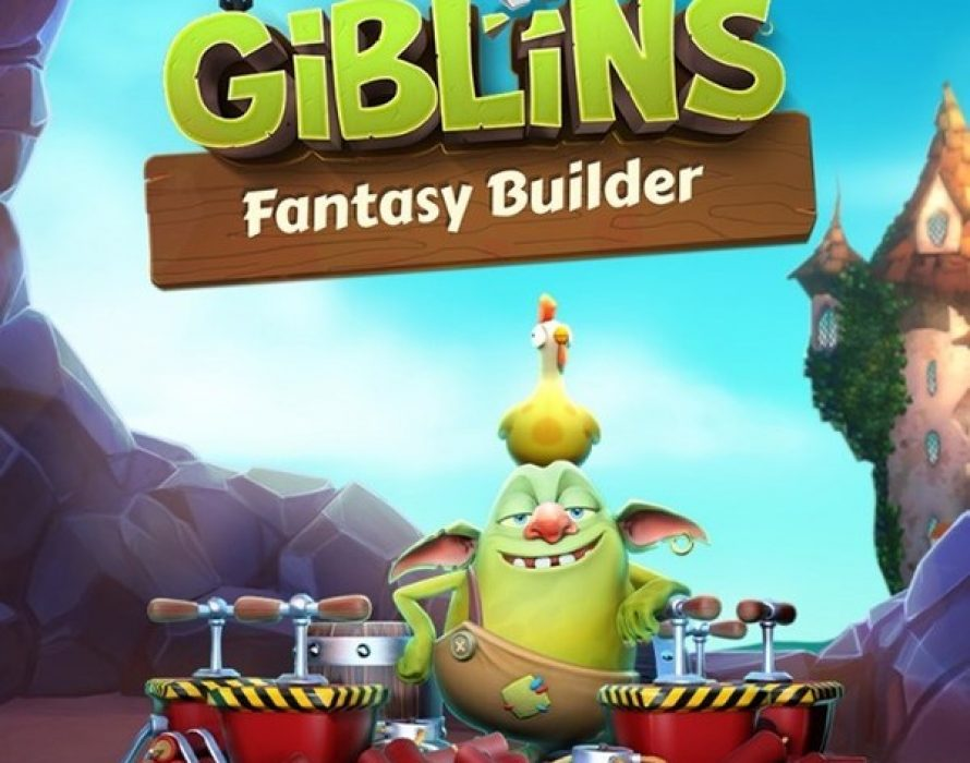 Huawei Users Among the First to Play Giblins™ Fantasy Builder Today on AppGallery