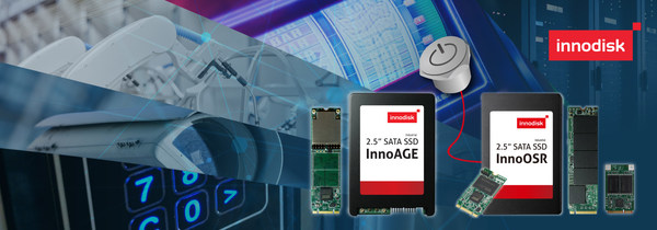 Innodisk's new patented technology, focuses on IoT edge devices and provides immediate on-site-recovery and firmware-level heartbeat monitoring function.