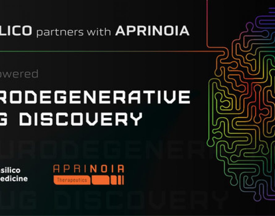 Insilico enters into a collaboration with APRINOIA to apply novel generative AI-powered system to discover novel compounds for neurodegenerative diseases