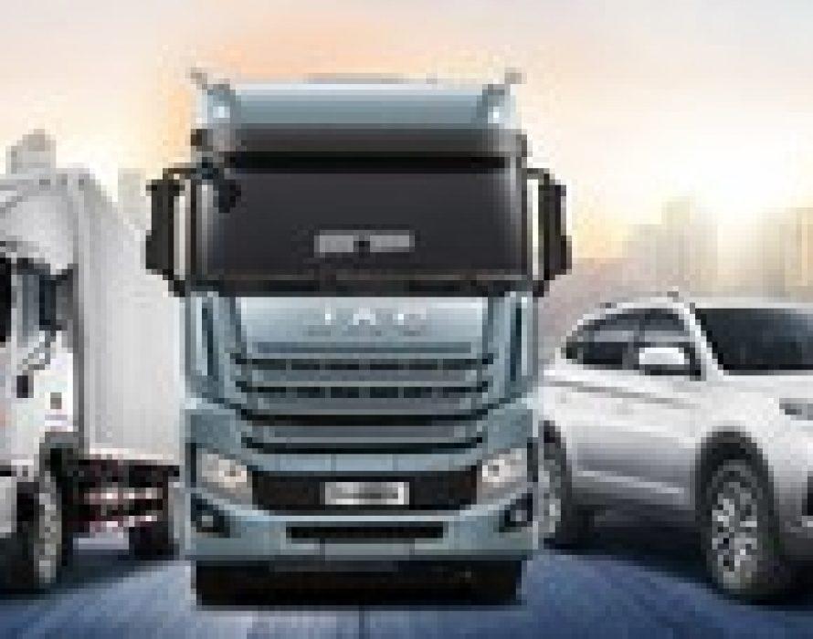 JAC Motors September Sales Increased by 41% YoY
