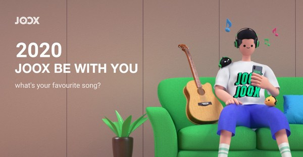 JOOX unveils the 2020 Music Annual Review