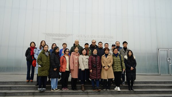 Group photo of the Experience Chongqing Foreign Media Tour delegation