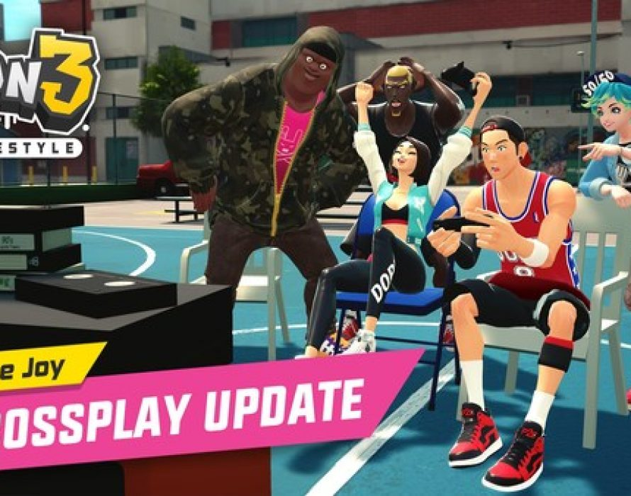Joycity Brings the 3on3 FreeStyle Family Together with an Exclusive Cross Platform Update