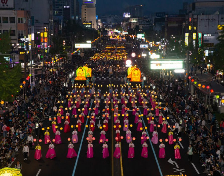 Korea's 'YeonDeungHoe' (Lantern Lighting Festival) Listed As UNESCO Intangible Cultural Heritage of Humanity