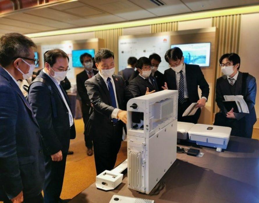 Leading power digitalization, Huawei conducts its first digital power club roadshow in Japan