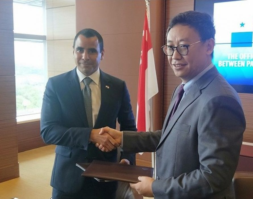 Marine Online and Panama Embassy Officially Launch World's First Online Portal