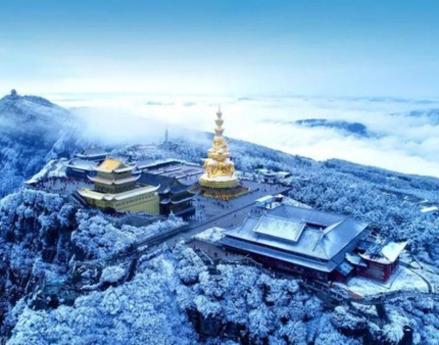 Mount Emei Ascends as a New Apogee in Chinese Winter Tourism Destination