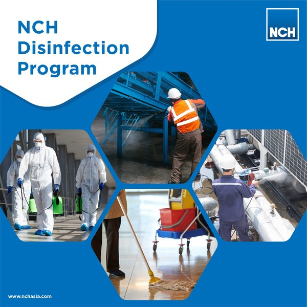 NCH Disinfection Program