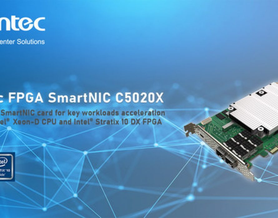 New Inventec FPGA SmartNIC C5020X Offers Next-Generation Customization Solutions