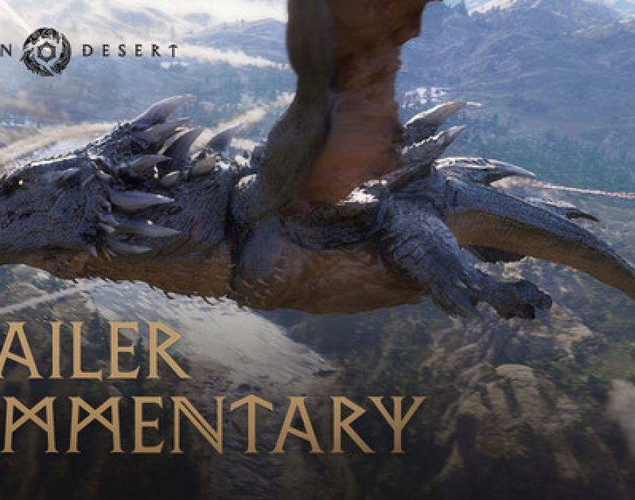Pearl Abyss Unveils Crimson Desert Trailer Commentary Featuring Executive Producer and Founder Daeil Kim