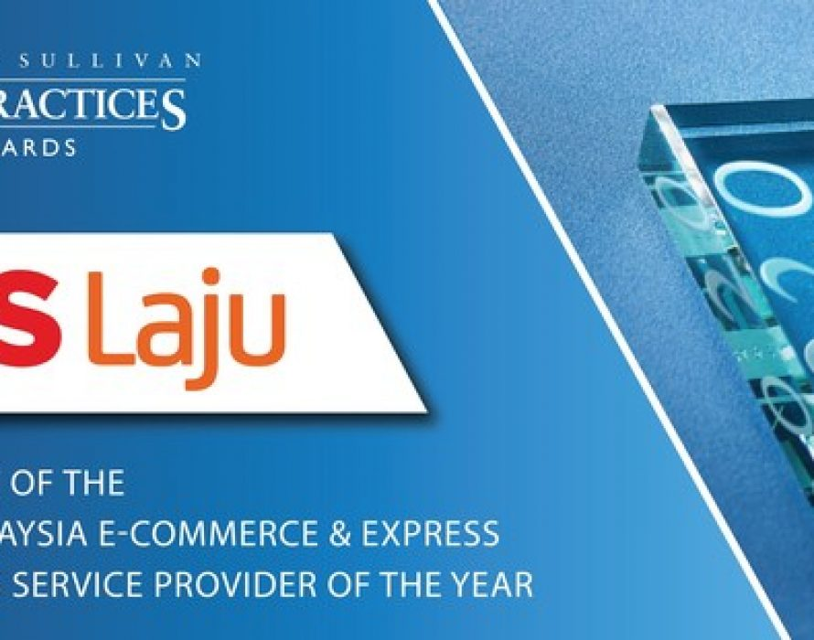 Pos Laju Recognized by Frost & Sullivan for Dominating the Delivery Service Market in Malaysia on the Strength of its Vast Channel Network