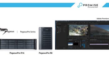 PROMISE Technology Empowers Creative Professionals Who Use Adobe Creative Cloud to Push Boundaries with Seamless Collaborative Video Editing