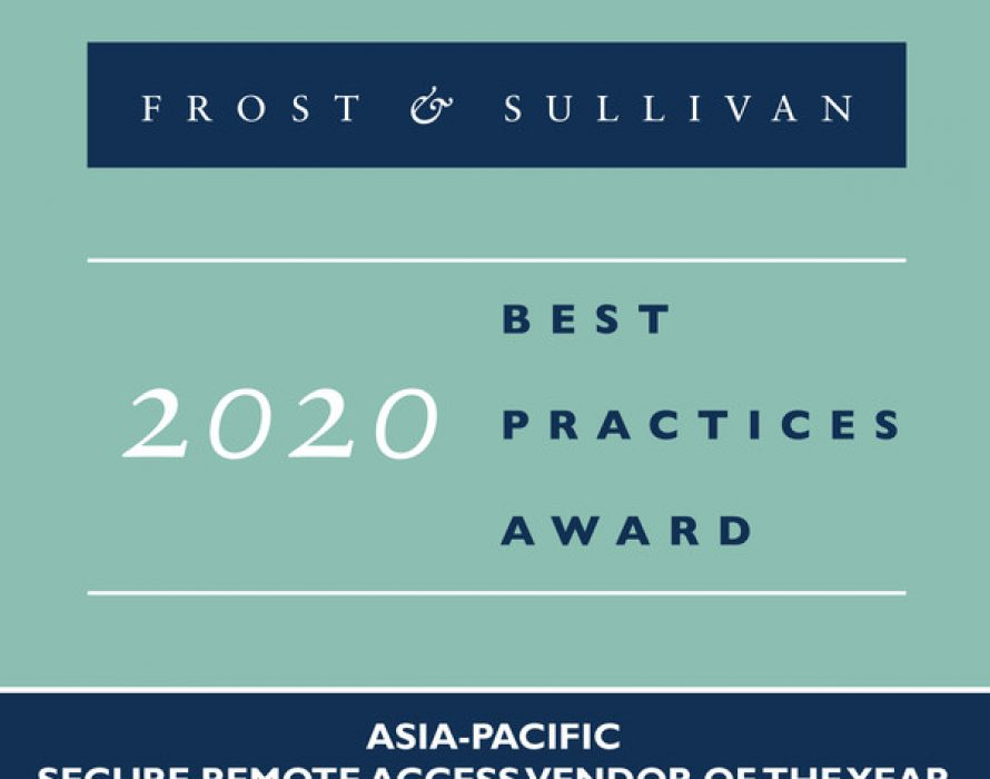 Pulse Secure (acquired by Ivanti) Lauded by Frost & Sullivan for Leading the Secure Remote Access Market with Its Pulse Access Suite