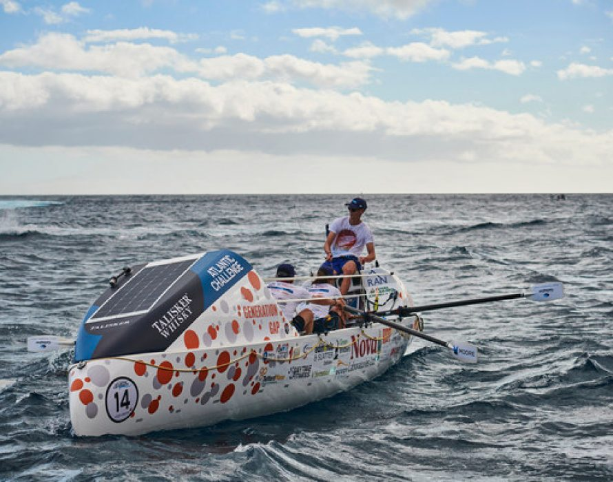 Rowers Set Off On 3,000 Mile Journey Across The Atlantic Ocean – The Talisker Whisky Atlantic Challenge 2020 Begins