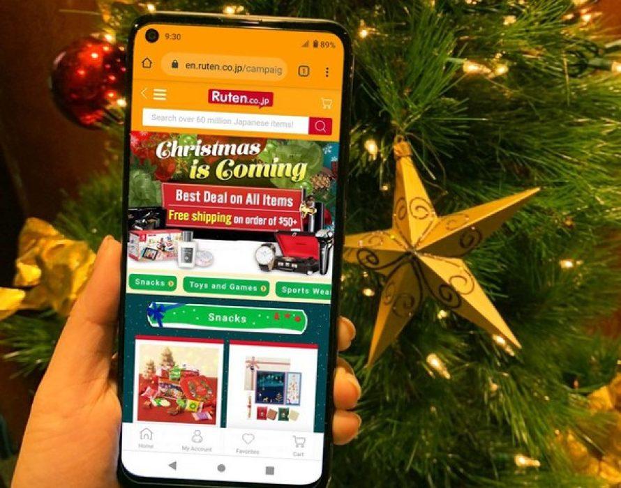 Ruten Japan Christmas Shopping 2020 Top Picks Starts today