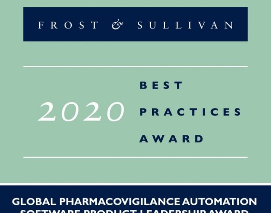 RxLogix Acclaimed by Frost & Sullivan for its Best-in-class Pharmacovigilance Solution, PV Intake & Processing