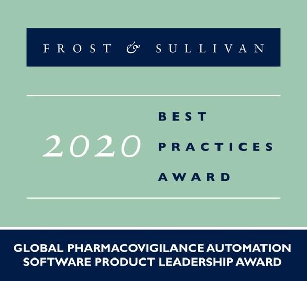 2020 Global Pharmacovigilance Automation Software Product Leadership Award