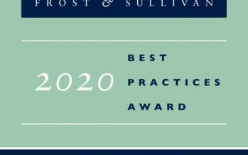 "Sarcos Robotics Named ""Company of the Year"" by Frost & Sullivan for Its Potential to Set New Standards of Productivity and Safety for Industrial Workforce of the Future"