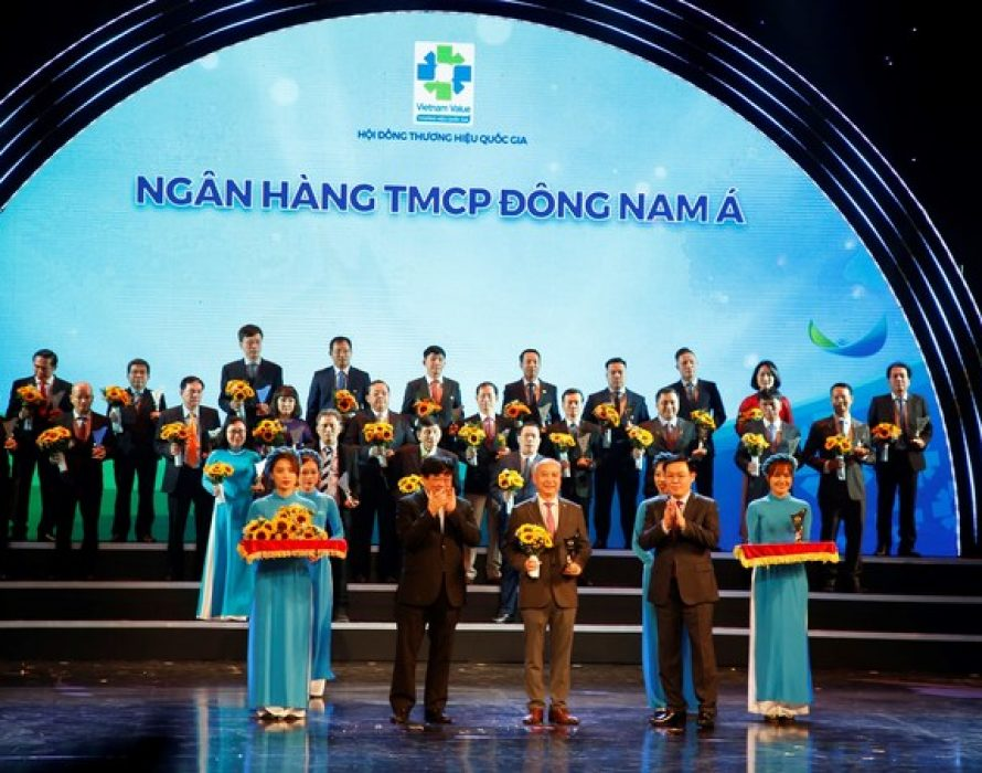 "SeABank (Vietnam) – One of 7 Vietnamese banks honored ""Vietnam Value 2020"""