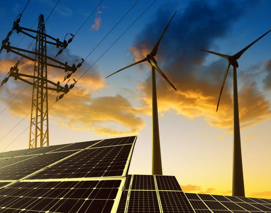 Electricity demand dips, renewable energy gains momentum