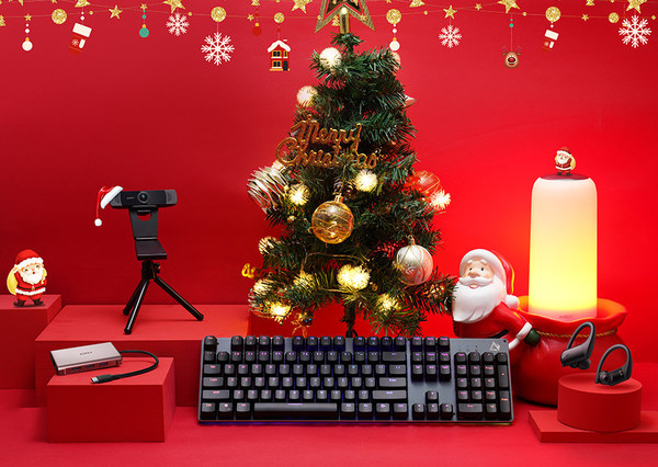 AUKEY Holiday Gift Guide 2020