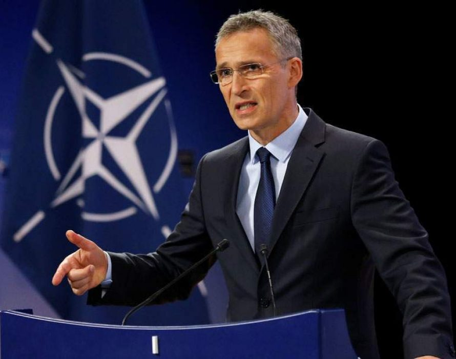 NATO chief calls for renewed agreement between US, Russia on nuclear arms control
